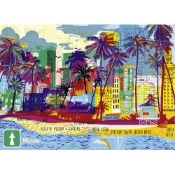 I Love Miami, Heye puzzel 1000 stukjes