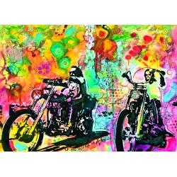 Easy Rider, Heye puzzel 1000 stukjes