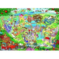 Fun Park Trip, Heye puzzel 1000 stukjes