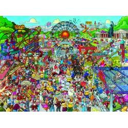 Oktoberfest, Heye puzzel 1500 stukjes