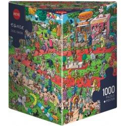 Dog Show, Heye puzzel 1000 stukjes
