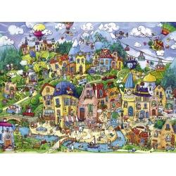 Happy Town, Heye puzzel 1500 stukjes