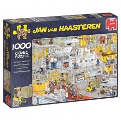 Jan van Haasteren Chocoladefabriek 1000stukjes