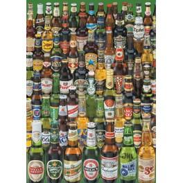 Educa1000st Beers  Afm. 48x68cm