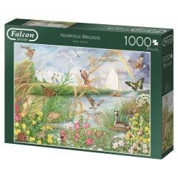Norfolk Broads, Falcon puzzel 1000 stukjes
