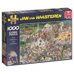 Jan van Haasteren Dierentuin Artis 1000stukjes