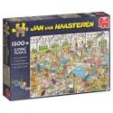 Taartentoernooi Jan van Haasteren 1500 stukjes