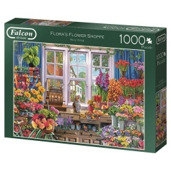 Flora's Flower Shoppe, Falcon 1000 stukjes