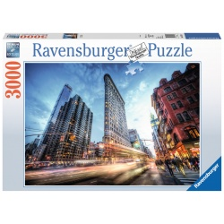 Flat Iron Building 17076 ravensburger