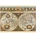 Wereldkaart 3000stukjes Ravensburger