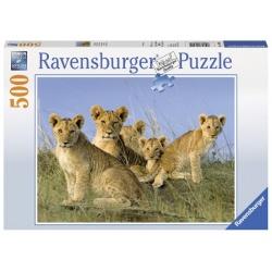 Leeuwenwelpen 500stukjes Ravensburger