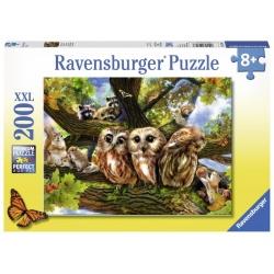Schattige uilen 200stukjes Ravensburger