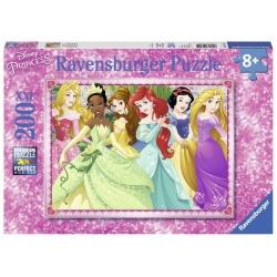 De Disney prinsessen  200stukjes Ravensburger