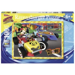 Mickey and the roadster racers 100stukjes