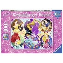 Disney Princess 100stukjes
