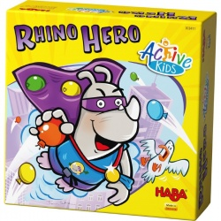 Rhino Hero - Active Kids, Haba