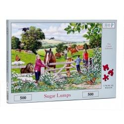 Sugar lumps Hop Puzzels 500st