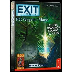 EXIT: Het vergeten eiland