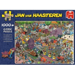 Bloemencorso Jan van Haasteren 1000stukjes