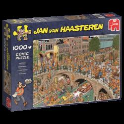 Koningsdag  Jan van Haasteren 1000 stukjes