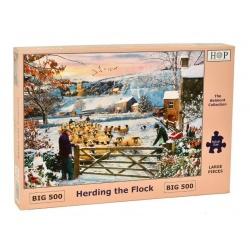 Herding The Flock, Hop Puzzels 500 XL stukjes