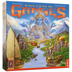 Raja's van de Ganges, 999-games