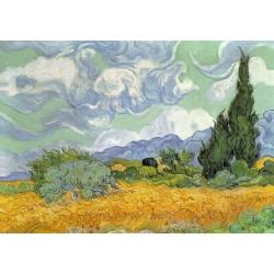 Cypressen - Vincent van Gogh wentworth 40st