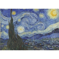 The Starry Night - Vincent van Gogh  wentworth 40st