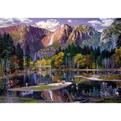 Yosemite Fall - Alexander Chen  wentworth 40st