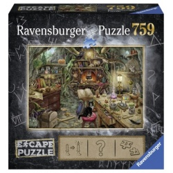 ESCAPE 3 Kitchen of a witch759 stukjes Ravensburger