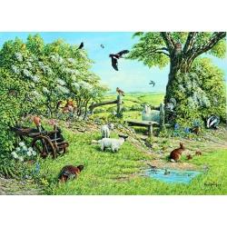 Hedgerow, HOP puzzles 1000stukjes