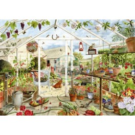 Green Fingers, House of Puzzles 1000stukjes