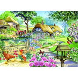 Country Living, Hop Puzzels 500 XL stukken