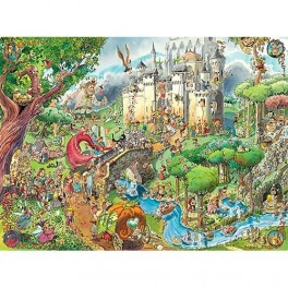 Fairy Tales Prades, Heye Puzzel 1500stukjes