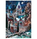 Castle of Horror, Loup Heye Puzzel 2000stukjes