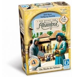 Alhambra uitbreiding:  De Macht van de Sultan