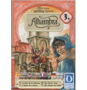 Alhambra Uitbr. Het uur van de Dieven