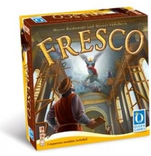 Queen games  Fresco  2-4 spelers