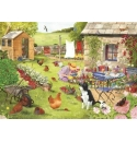 Grandma s Garden, Hop Puzzels 500 XL stukken
