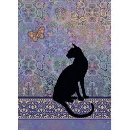 Cats Silhouette Heye Puzzel 1000stukjes