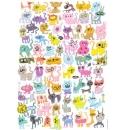 Doodlecats, Heye Puzzel 1000stukjes
