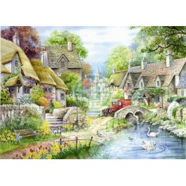 River Cottage, Hop Puzzels 250st XL stukken