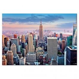 Educa Puzzel  1000st Midtown Manhattan  Afm. 48x68cm