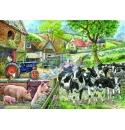 Oak Tree Farm, Hop Puzzels 500 XL stukken