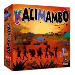 999games  Kalimambo  3-7 spelers 8+ 25min
