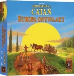 Kolonisten van Catan Europa ontwaakt