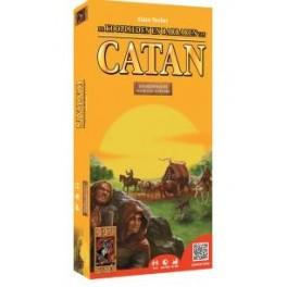 Kolonisten van Catan uitbreiding 5/6 spelers Kooplieden en barbaren
