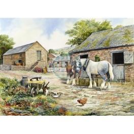 Farmyard Companions, Hop Puzzels 1000stukken