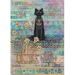 Egypte Cats, Heye Puzzel 1000stukjes