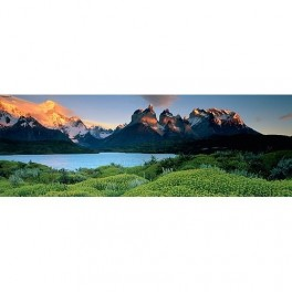 Cuernos del Paine, Heye Puzzel 1000stukjes